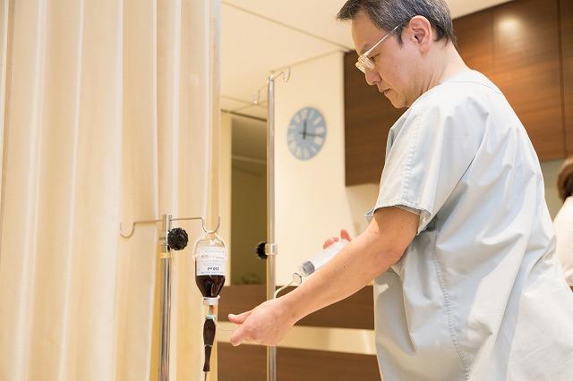血液クレンジング(血液オゾン療法)とは