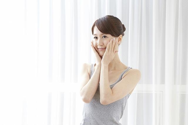 加齢現象をお肌の内側から改善します